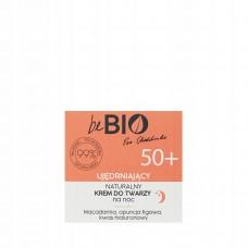 beBIO NATURAL FIRMING CREAM 50+ 50ml
