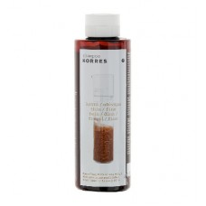 KORRES SHAMPOO FOR FINE WEAK HAIR RICE & LINDEN 250ml